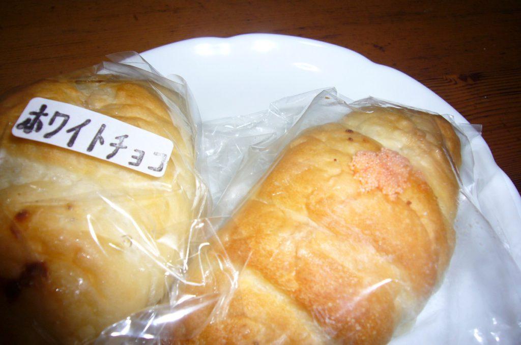 豆乳塩パン